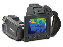flir ibros mediolan kamery termowizyjne włochy fasady pokrycia dachowe okładziny